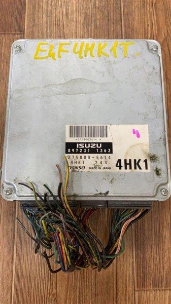 Компьютер Isuzu Elf 4HK1T 98