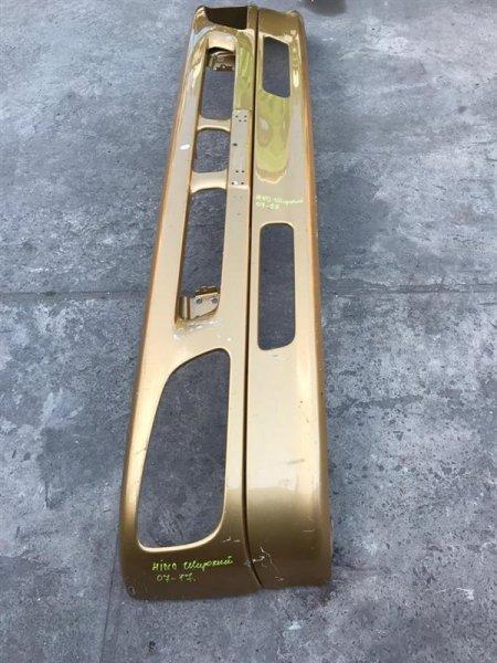 Бампер Hino Ranger 500 07