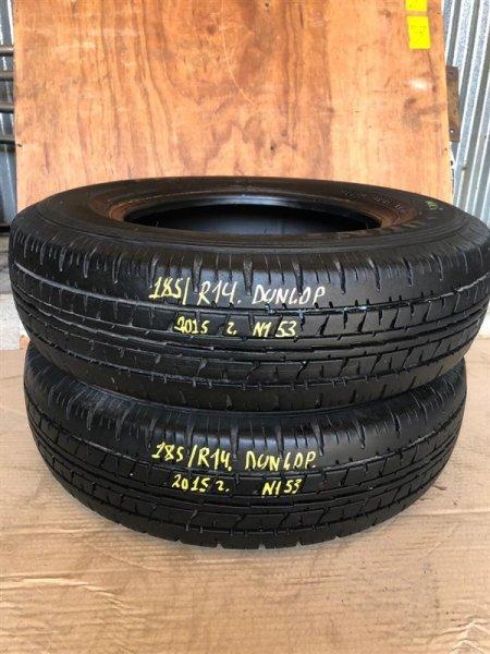 Авторезина грузовая Dunlop Van01 2015