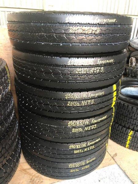 Авторезина грузовая Bridgestone Tr205 2015