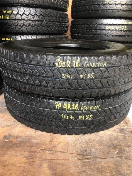 Авторезина грузовая Bridgestone W979 2014