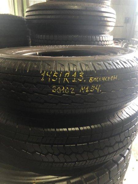 Авторезина грузовая Bridgestone R670 2010