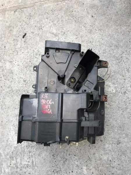 Корпус радиатора печки Isuzu Elf NKR66-85/NPR66-85 4HF1/4HG1/4HJ1/4HL1/4HK1T 94