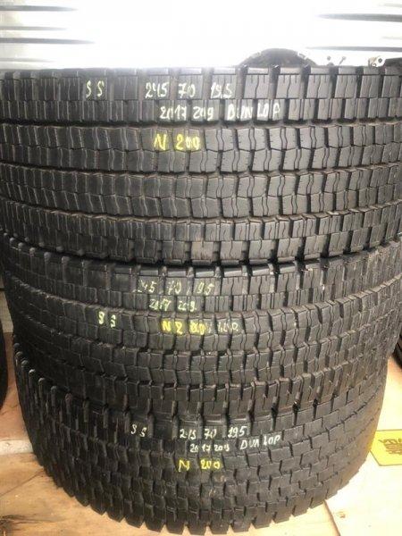 Авторезина грузовая Dunlop Sp001 2017