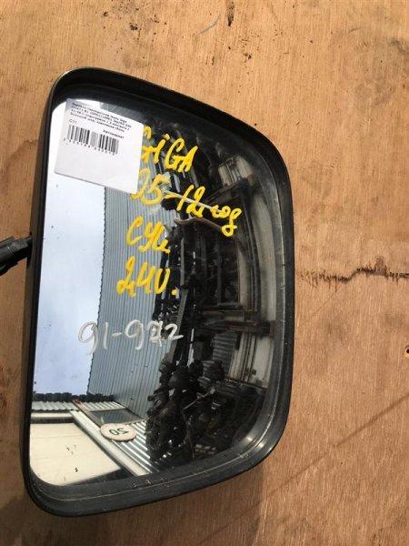 Зеркало Isuzu Giga CHX71-81 10PD1/10PE1 91