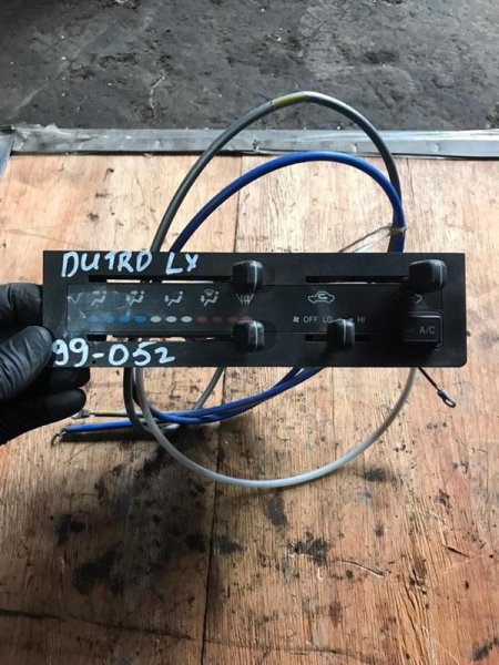 Блок управления печкой Toyota Dyna/dutro LY230-270/XZU306-341 5L 99