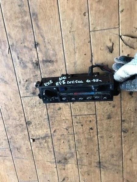 Блок управления печкой Nissan Diesel CD52-54 RF8/RH8 91