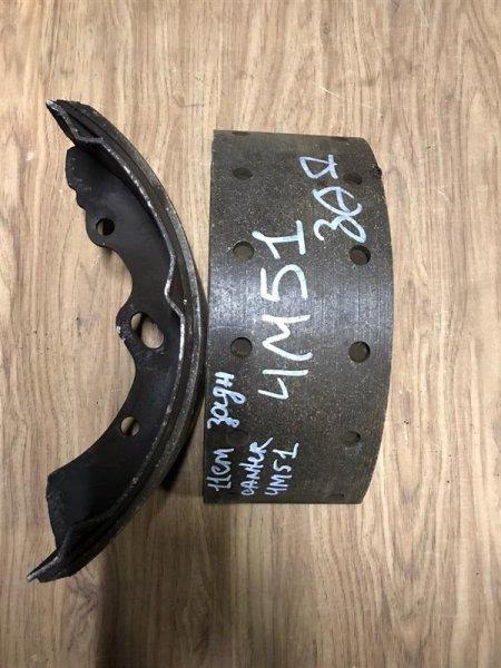Колодка тормозная Mmc Canter FE507-639 4D33/4D35/3D36/4M51 94