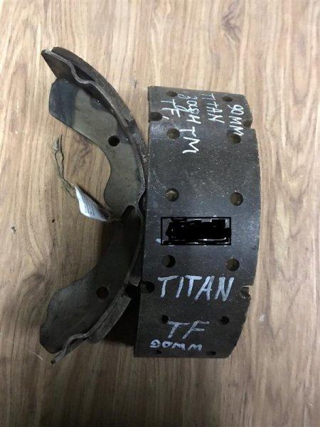 Колодка тормозная Mazda Titan WGFAT/WELAD SL/HA/TF/TM/VS 89
