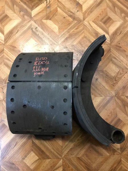 Колодка тормозная Mmc Fuso 8DC9 93 задняя