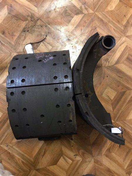 Колодка тормозная Isuzu Giga CYL77 6UZ1 05 задняя