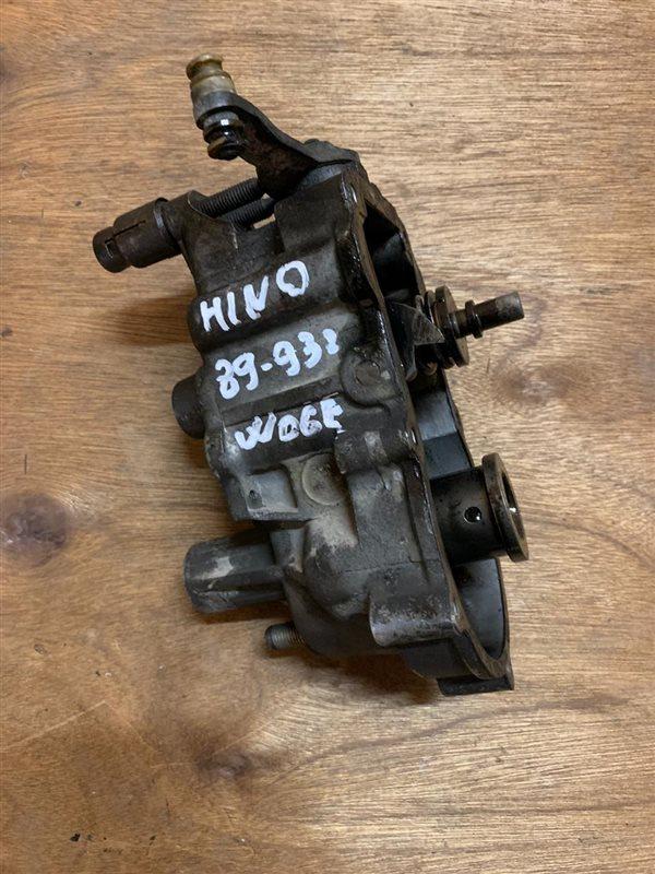 Крышка тнвд Hino Ranger W06E 89