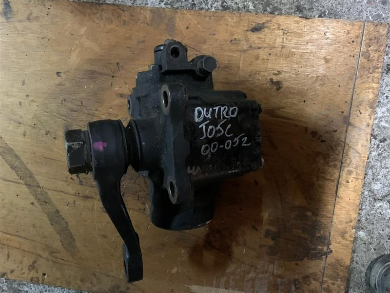 Рулевой редуктор Hino Dutro/dyna J05C/S05C/S05D 99
