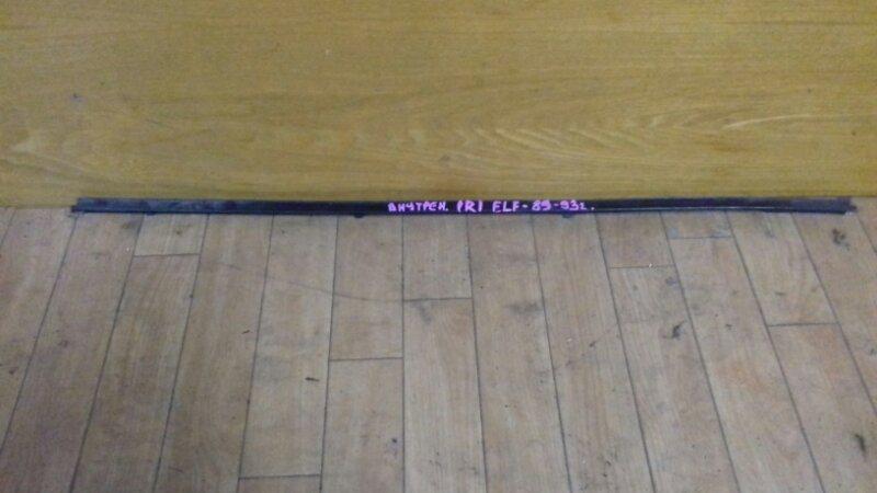 Уплотнитель стекла Isuzu Elf NKR56-59 4BE1/4BC2/4BG1 89 правый