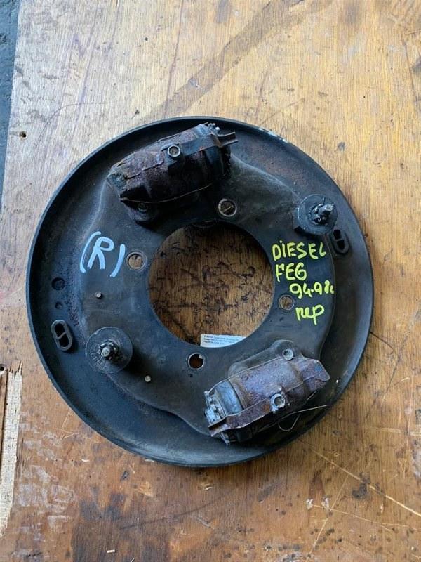 Рабочий тормозной цилиндр Nissan Diesel MK210-260 FE6 94 передний правый