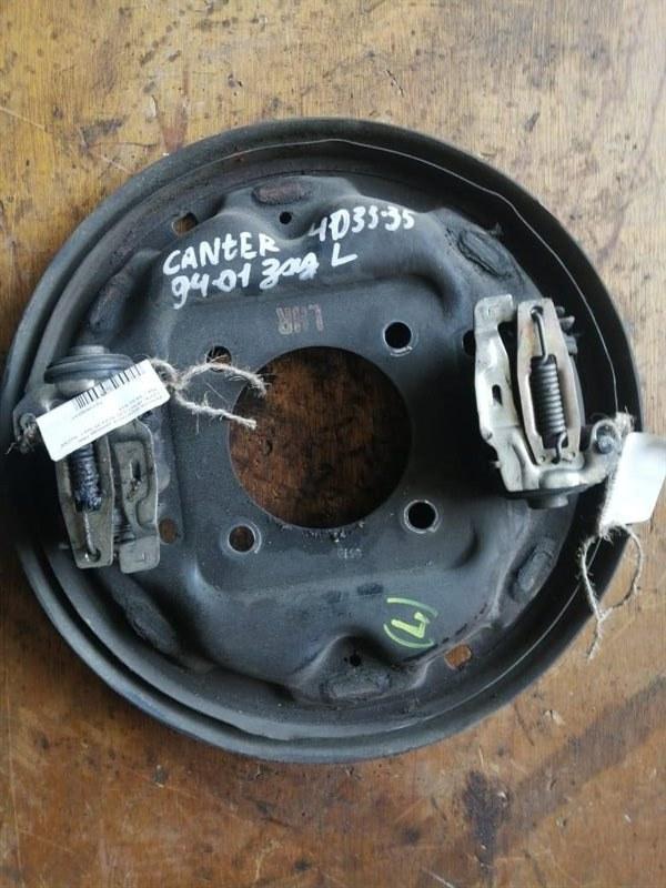 Рабочий тормозной цилиндр Mmc Canter FE507-639 4D33/4D35/4D36/4M40 94 задний левый