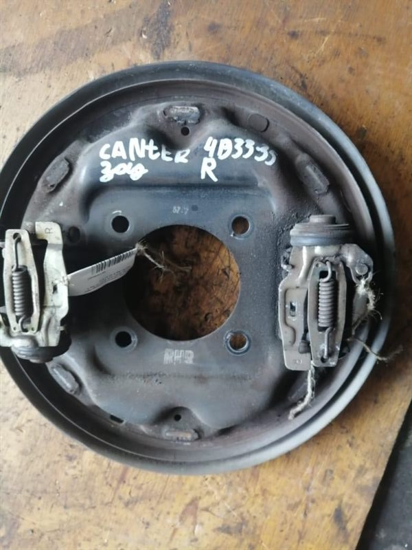 Рабочий тормозной цилиндр Mmc Canter FE507-639 4D33/4D35/4D36/4M40 94 задний правый