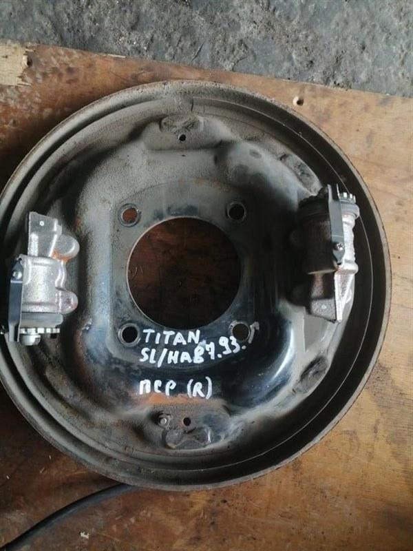 Рабочий тормозной цилиндр Mazda Titan WGFAT/WELAD SL/HA/TF/TM/VS/4HG1 89 передний правый