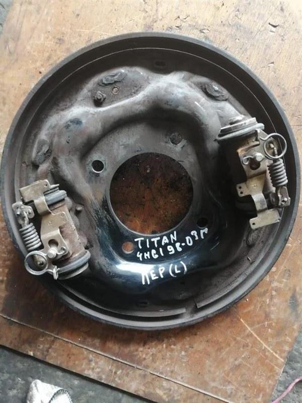 Рабочий тормозной цилиндр Mazda Titan WG64H 4HG1/4HF1 99 передний левый
