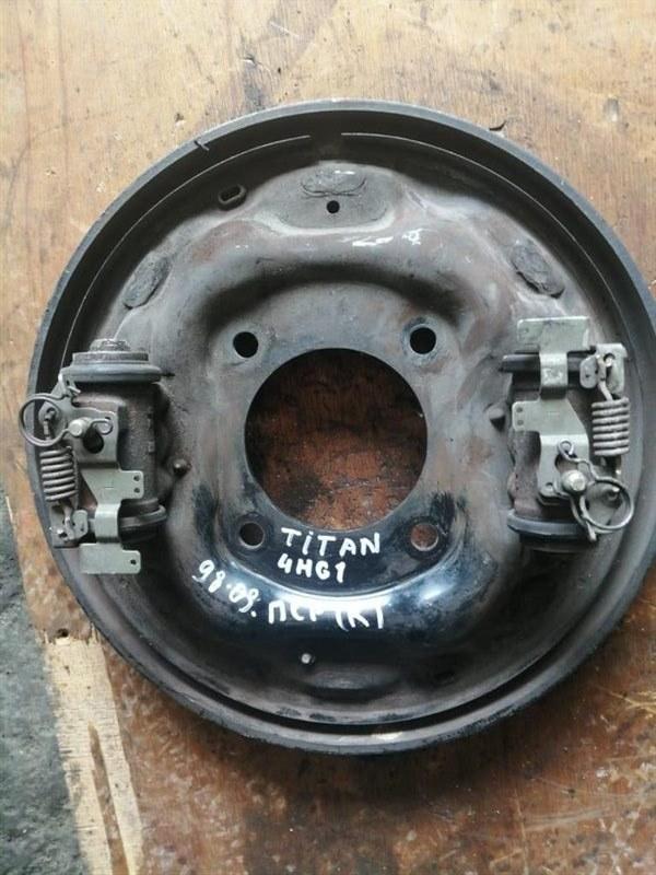 Рабочий тормозной цилиндр Mazda Titan WG64H 4HG1/4HF1 99 передний правый