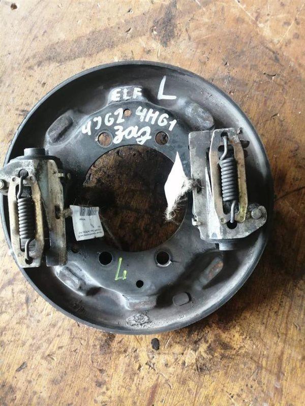 Рабочий тормозной цилиндр Isuzu Elf 4JG2/4HF1/4JB1 89 задний левый