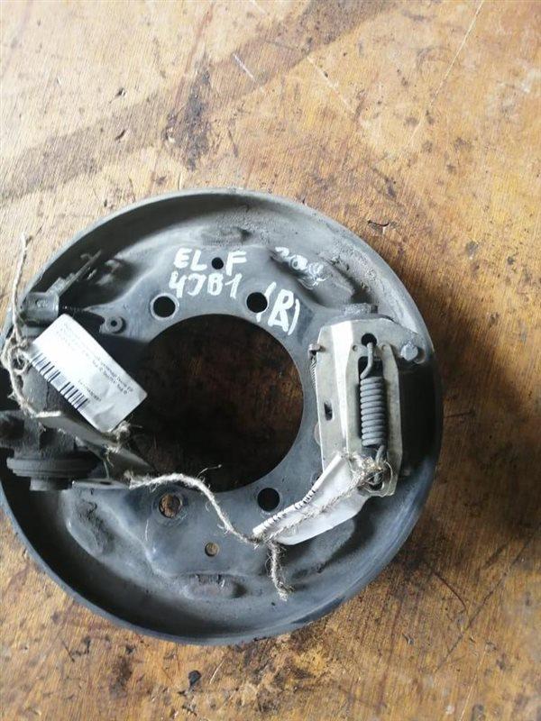 Рабочий тормозной цилиндр Isuzu Elf 4JG2/4HF1/4JB1 89 задний правый