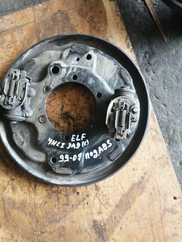 Рабочий тормозной цилиндр Isuzu Elf NKR81 4HL1 99 задний левый
