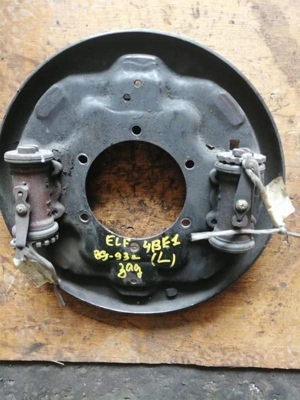 Рабочий тормозной цилиндр Isuzu Elf NKR56-59 4BE1 89 задний левый