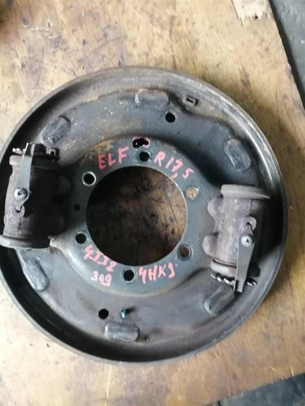 Рабочий тормозной цилиндр Isuzu Elf NPR85 4JJ1T/4HK1T/4HJ1 08 задний левый