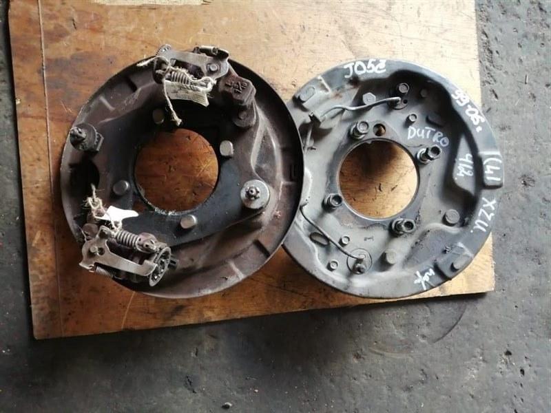 Рабочий тормозной цилиндр Hino Dutro/dyna XZU307-450 S05C/S05D 99 передний левый