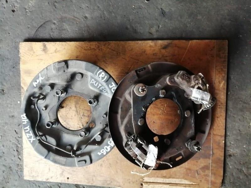 Рабочий тормозной цилиндр Hino Dutro/dyna XZU307-450 S05C/S05D 99 передний правый