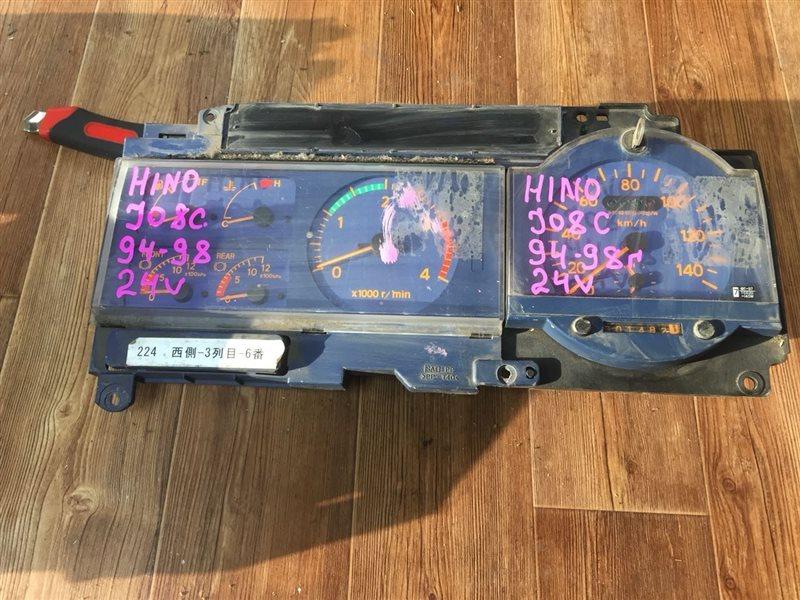 Щиток приборов Hino Ranger FC1J J08C 96