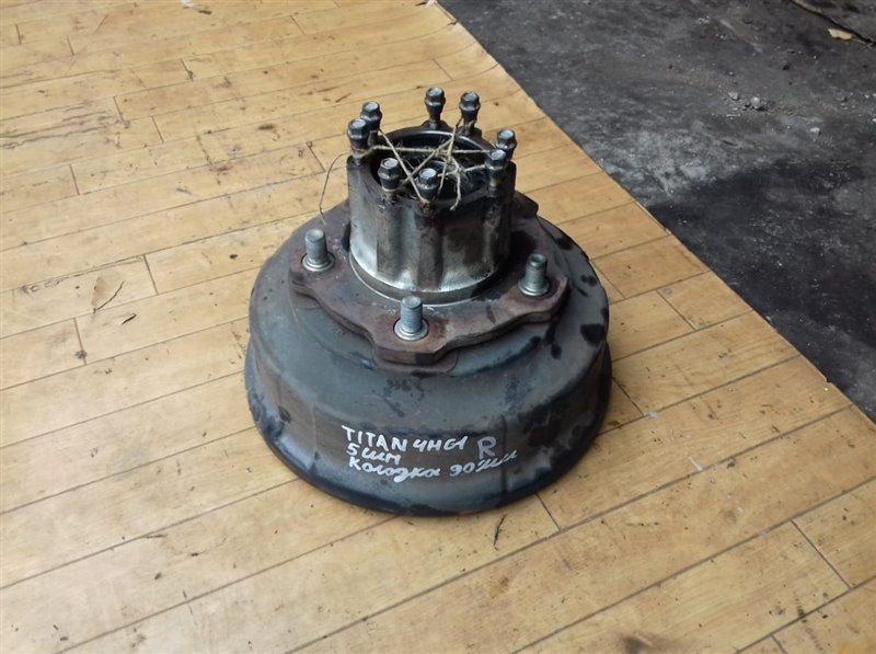 Ступица Mazda Titan WGSAT 4HG1/4HF1 97 задняя правая