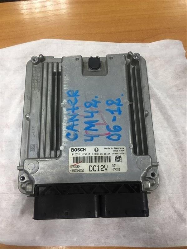 Компьютер Mmc Canter FB70-72 4M42 06