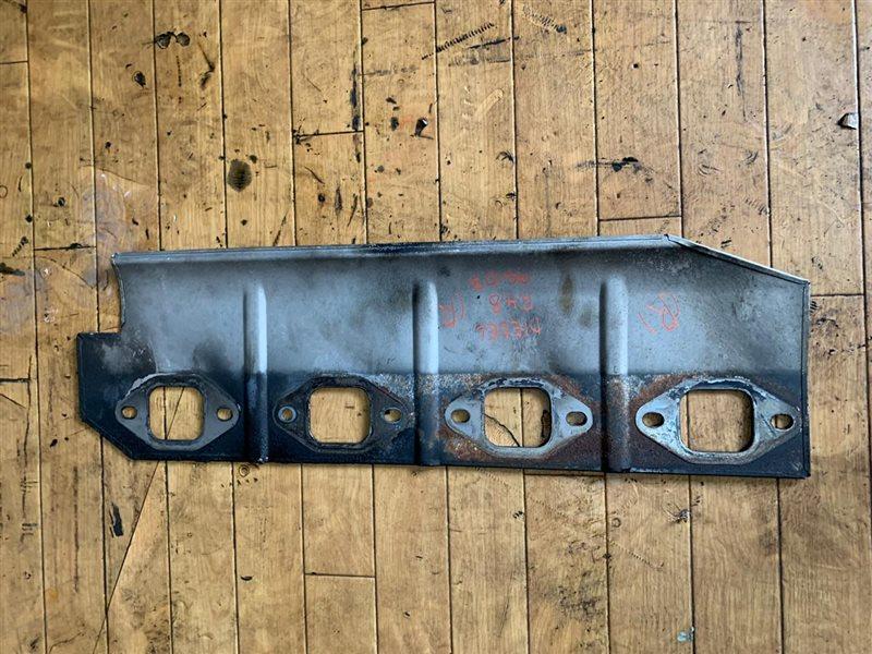 Защита выпускного коллектора Nissan Diesel RH8 99 правая