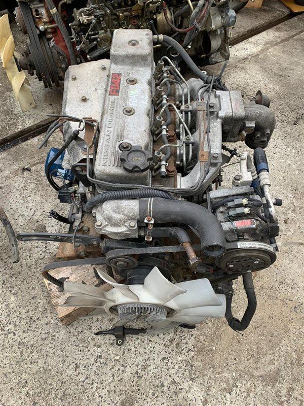 Двигатель Nissan Atlas H41 FD42 93