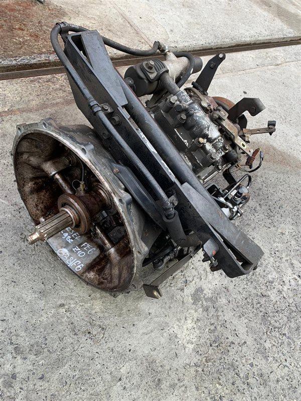 Мкпп Nissan Diesel MK210-250 FE6 94