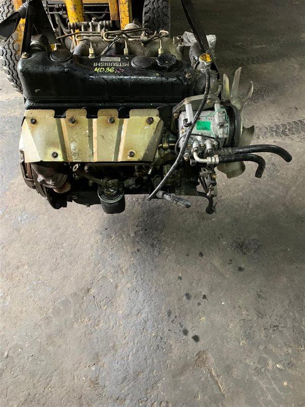 Двигатель Mmc Canter FE507-639 4D36 94