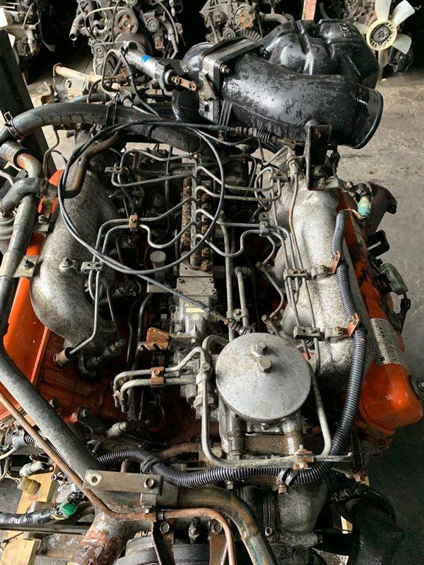 Двигатель Isuzu Giga 8PD1 91