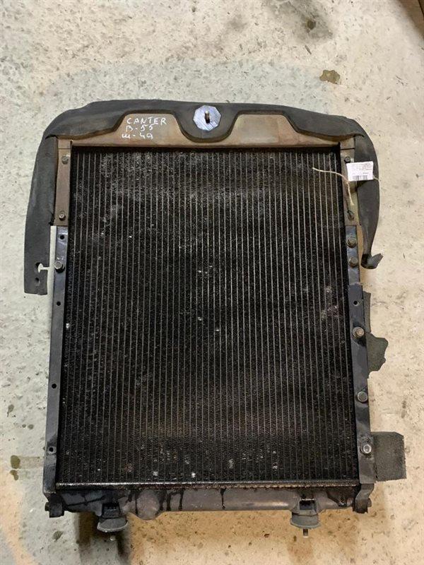 Радиатор охлаждения Mmc Canter FE507-639 4D33/4D35/4M51/4M40 94