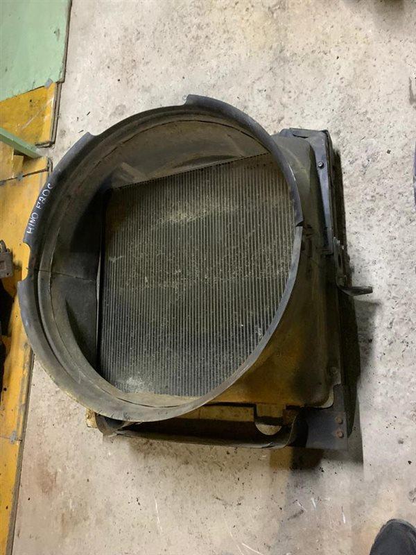 Радиатор охлаждения Hino Ranger FN3F/FR3F F20C 89