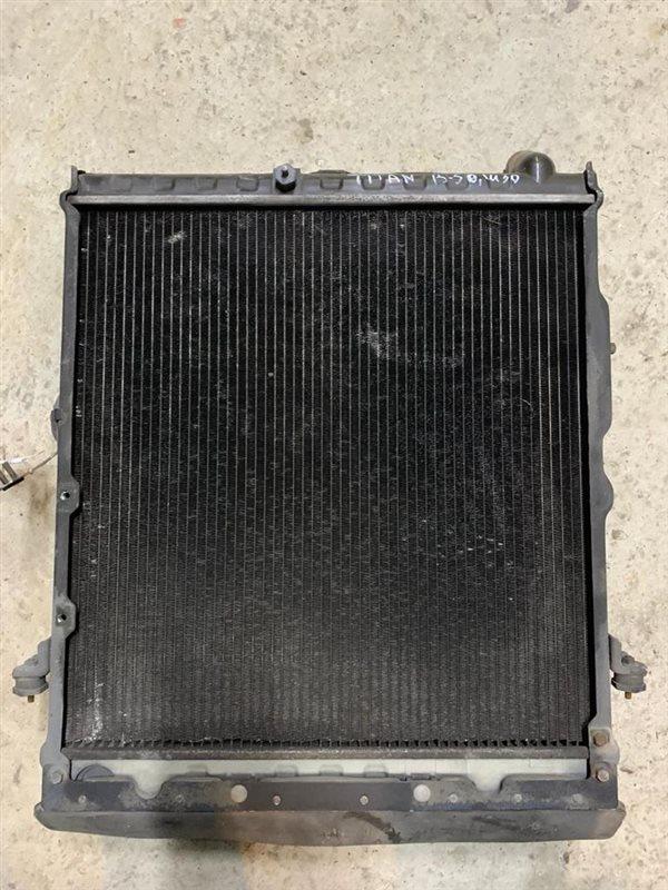 Радиатор охлаждения Mazda Titan SL/HA/TF/TM/VS 91