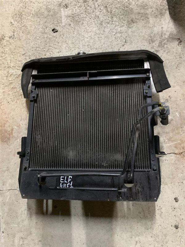 Радиатор охлаждения Isuzu Elf NKR66-85/NPR66-85 4HF1/4HG1/4HJ1/4HL1/4HK1T 94