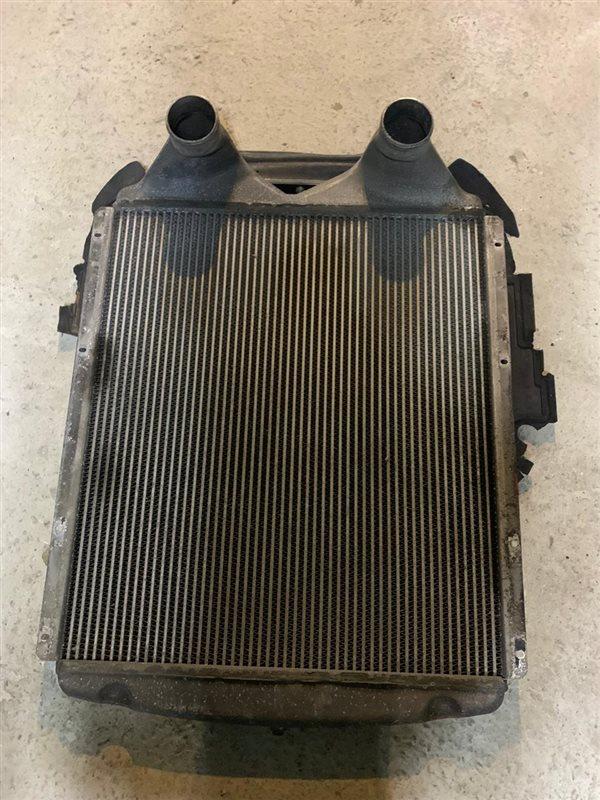 Радиатор интеркуллера Mmc Fuso FU415-615 8DC9TT 91