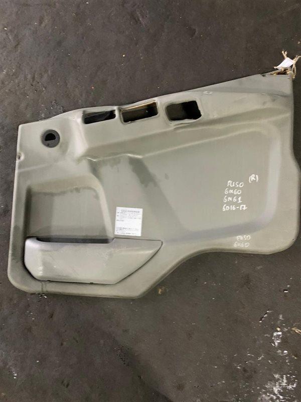 Обшивка двери Mmc Fuso FK618-668/FK71 6D16-17/6M61 94 правая