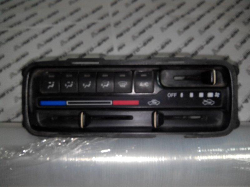 Блок управления климат-контролем Suzuki Grand Vitara Xl TX92V H27A 2000
