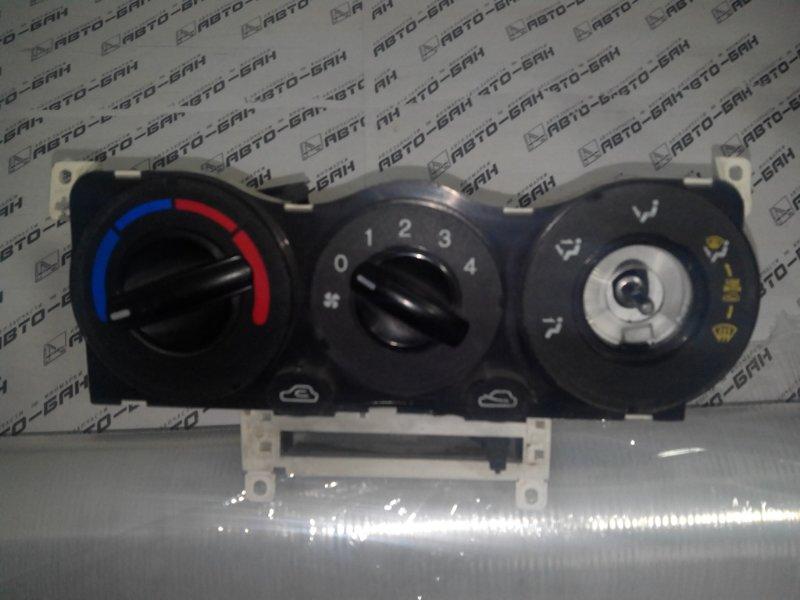 Блок управления климат-контролем Hyundai Getz TB G4ED 2004