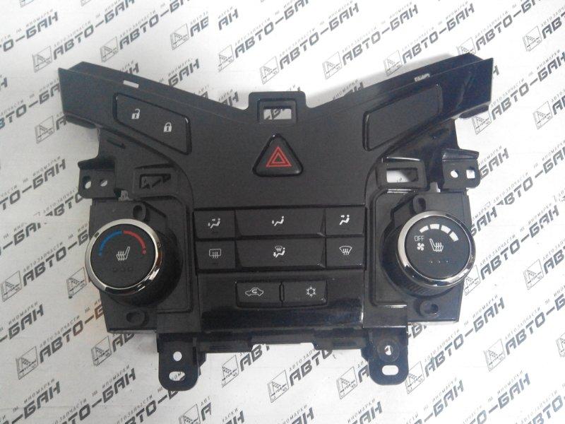 Блок управления климат-контролем Chevrolet Cruze J300 F16D3 2011