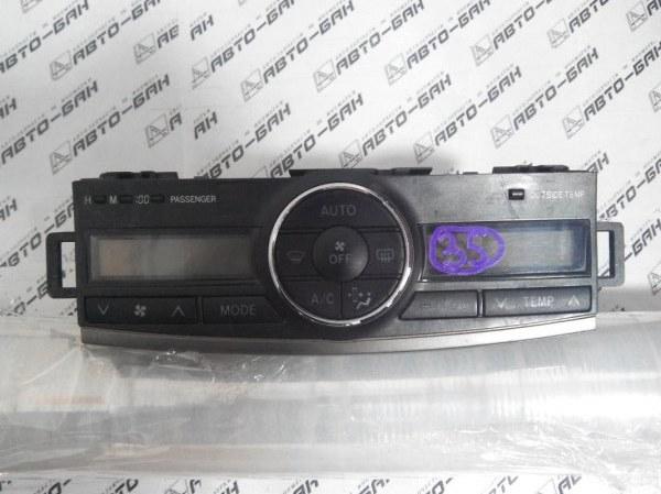 Блок управления климат-контролем Toyota Allion ZRT265 2ZR-FE 2008