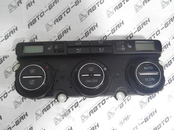 Блок управления климат-контролем Volkswagen Passat B6 3C2 BVY 2006